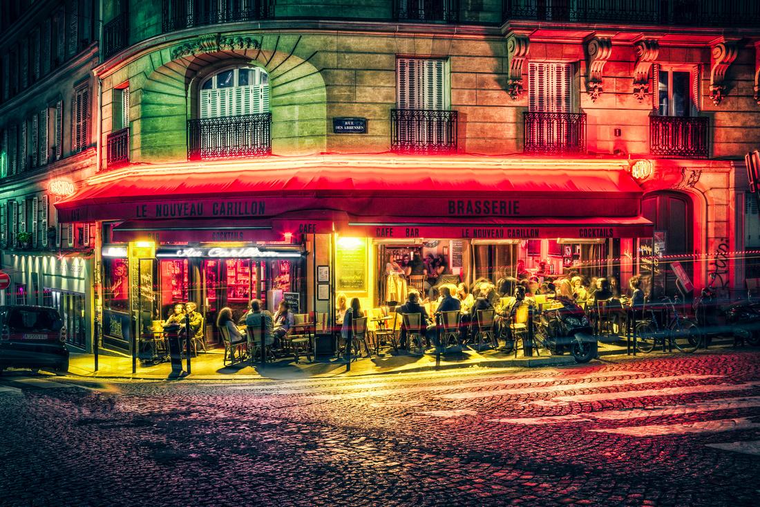 A Parisian Midnight